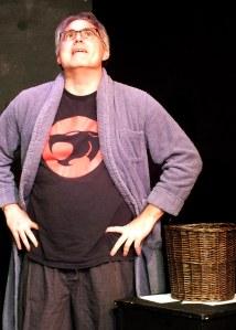 """Paul Duffy performing """"Writer's Block"""""""