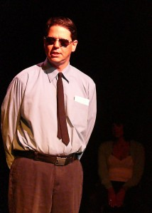 "Tim Sprague as ""Fred"""